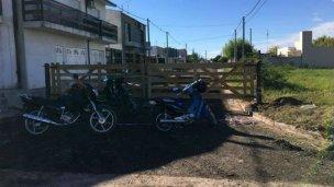 Un barrio con tranquera, en una ciudad entrerriana