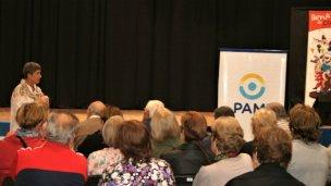 Realizaron un encuentro del Consejo Participativo Federal de Pami