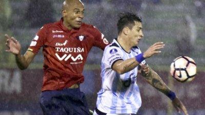 Atlético confía en Zampedri para la Libertadores
