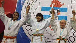 Campeonas en San Juan