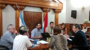 Pase de factura de los concejos deliberantes a Salto Grande