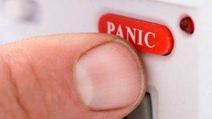 El botón antipánico desembarcará en otra ciudad entrerriana