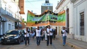 Desde AGMER Uruguay celebraron la renuncia de Panozzo