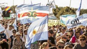 Gualeguaychú volvió a marchar contra Botnia