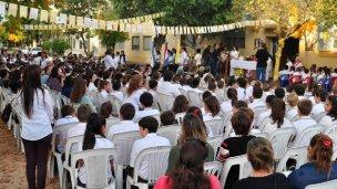 El sueño de la madre Isabel Fernández cumplió 50 años