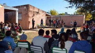 Llamaron a licitación para remodelar la escuela Azahares del Ayuí