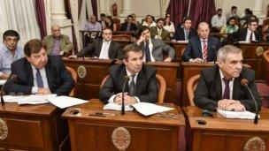 Senadores aprobaron el pliego de Giorgio y dieron luz verde al endeudamiento