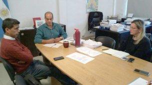 La provincia ofreció ayuda a Ubajay en la gestión de RSU