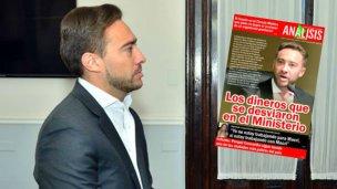 Urribarri negó irregularidades y cargó contra el medio que lo denunció