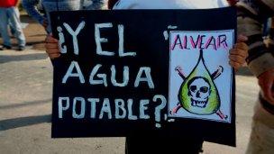 Vecinos cortaron ruta entrerriana para reclamar agua potable