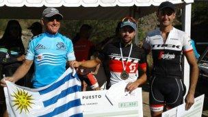 Chevallet fue 6º en el Abierto Argentino de La Calera