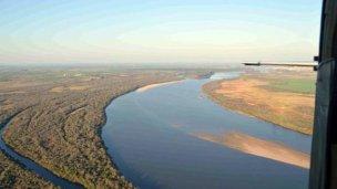 Preocupa la contaminación del principal afluente del Río Uruguay