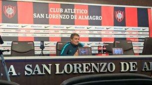 Aguirre, sin casette: