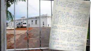 La carta a Mizawak tras presunto abuso y la huelga de hambre