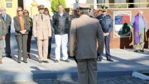 Conmemoraron un nuevo aniversario de la gesta de Prefectura en Malvinas