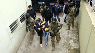 El juicio por el crimen del soldado Bermani