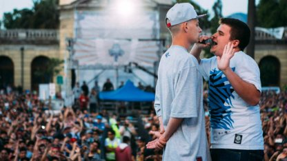 En San José, preparan el encuentro de rap