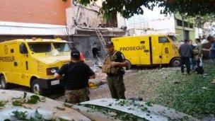 Cerca de Entre Ríos buscan a la banda del millonario asalto en Paraguay