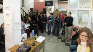 IAPV: los trabajadores seguirán de Asamblea y Movilización