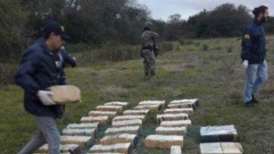 Otra avioneta narco fue interceptada en Entre Ríos