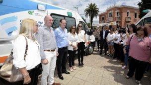 Sumarán 23 ambulancias al sistema sanitario de la provincia