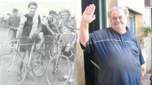 Los Biagi, generaciones de bicicleteros
