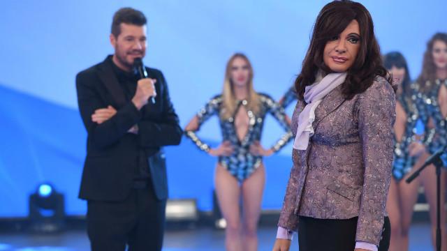 Marcelo Tinelli regresó con un show sin precedentes