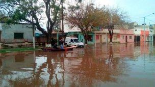 En el Uruguay aseguran que el caudal supera la inundación de 1959