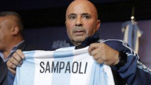 Con Brasil en la mira, Sampaoli está listo
