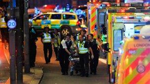 Atentado en Londres deja 7 muertos