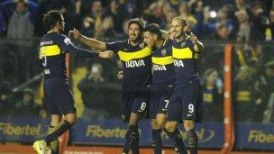 Boca le ganó a Independiente y acaricia el campeonato