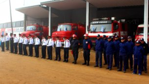 Nuevas unidades para los bomberos de San José