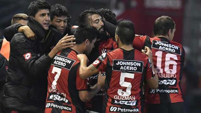 Patronato derrotó a Quilmes y volvió a celebrar en el campeonato