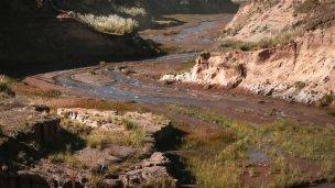 Nacen nuevos ríos, por el cambio climático