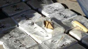 Usaban a un discapacitado para traficar droga