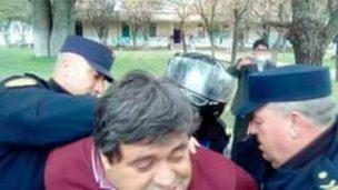Tras los disturbios, dirigentes de UPCN cumplirán prisión domiciliaria