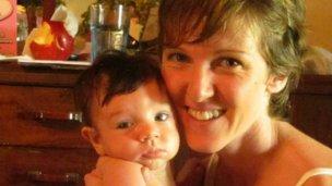 Tras meses de luchar por su vida, falleció Mónica Bastian