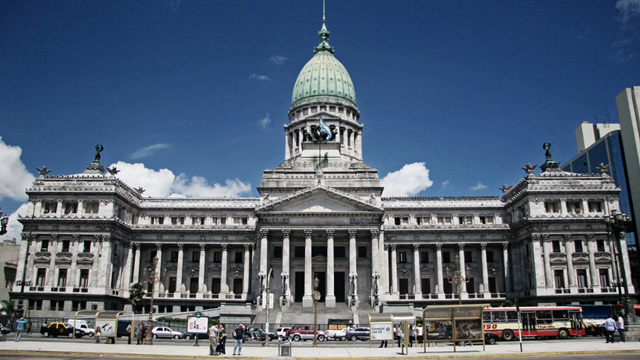 Los candidatos entrerrianos cumplieron con la Ley de Ética Pública
