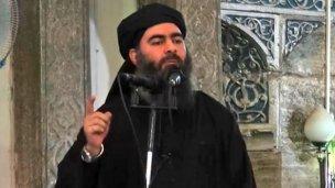 Rusia dice que mató al líder del Estado Islámico