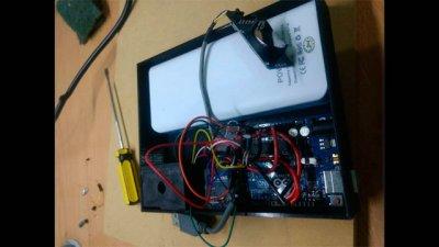 Invento entrerriano mide la contaminación ambiental