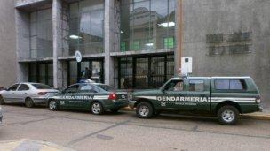 Banda narco: nuevas declaraciones en el Juzgado Federal