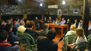 Quedó consolidado el PRO en el Departamento Uruguay
