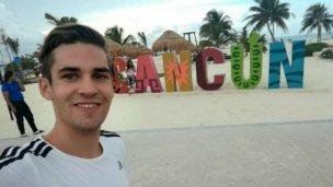 Entrerriano se llevó todos los aplausos en Cancún