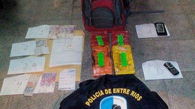 Banda narco: cómo fueron los allanamientos en el departamento