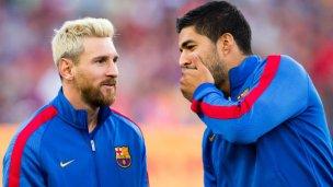 ¿Cómo hizo Suárez para que Messi no se fuese de Barcelona?
