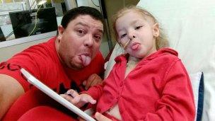 Lourdes da pelea al cáncer y presenta avances en la recuperación