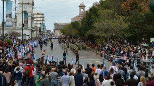 Concepción del Uruguay celebró sus 234 años