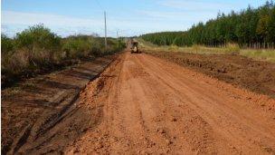 Permanecerá cortado el acceso a Pueblo Liebig desde la ruta 26