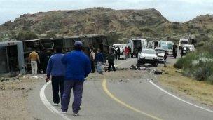 Asciende a 16 las víctimas del accidente en San Rafael