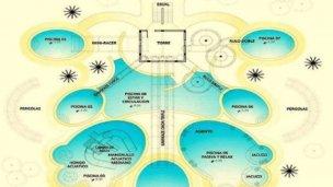 ¿Cómo será el parque acuático de Feliciano?